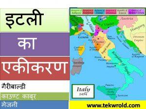 इटली का एकीकरण