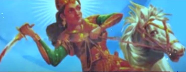 झांसी की रानी लक्ष्मीबाई