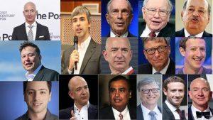 दुनिया का सबसे अमीर आदमी कौन है